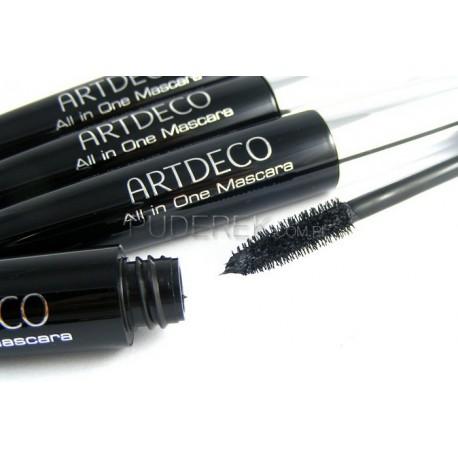 Artdeco All In One Mascara czarny tusz wydłużająco-pogrubiający