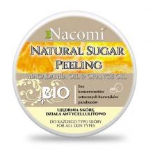 Nacomi-peeling-cukrowy-olej-makadamia-i-olejek-pomarańczowy-100-ml