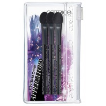 Catrice Eyeshadow Aplicators aplikatory do cieni 3 szt.
