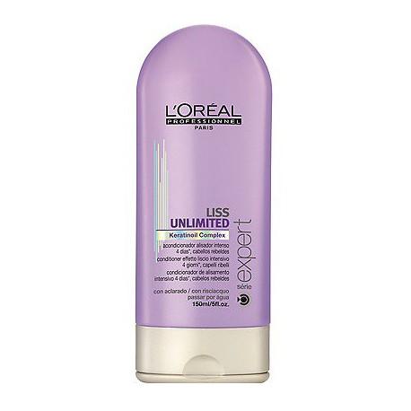 Loreal-Expert-Liss-Unlimited-odżywka-wygładzająca-150-ml-drogeria-internetowa-puderek.com.pl