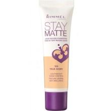 Rimmel-Stay-Matte-103-True-Ivory-podkład-matujący-drogeria-internetowa