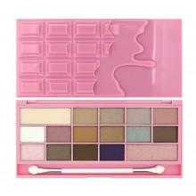 Makeup-Revolution-I-Heart-Chocolate-Pink-Fizz-paleta-cieni-cienie-do-powiek-drogeria-internetowa-puderek.com.pl
