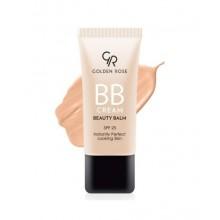 Golden Rose BB Cream Beauty Balm krem BB 02 Fair 30 ml