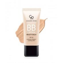 Golden Rose BB Cream Beauty Balm krem BB 03 Natural 30 ml