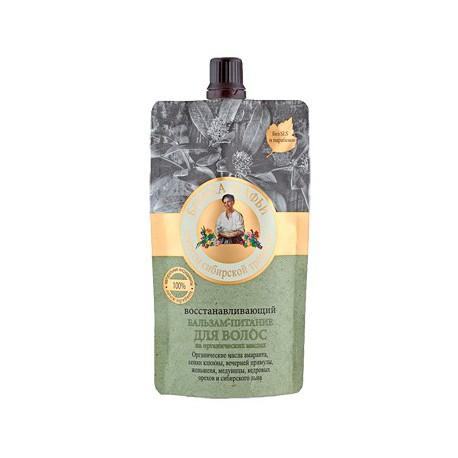 Babuszka Agafia Odżywczo- regeneracyjny balsam do włosów 100 ml