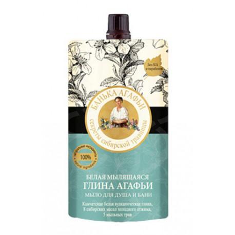 Babuszka-Agafia-Biała-glinka-myjąca-kamczacka-100-ml