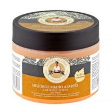 Babuszka-Agafia-miodowe-mydło-do-włosów-i-ciała-300-ml