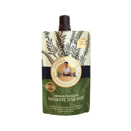 Babuszka-Agafia-regeneracyjny-peeling-do-stóp-100-ml