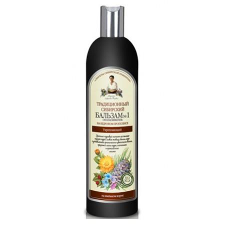 Receptury-Babuszki-Agafii-wzmacniający-balsam-nr-1-na-cedrowym-propolisie-550-ml