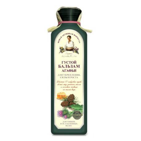 Receptury-Babuszki-Agafii-Gęsty-balsam-wzmacniający-do-włosów-17-syberyjskich-ziół-350-ml