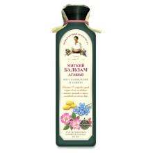 Receptury-Babuszki-Agafii-ziołowy-balsam-do-włosów-farbowanych-i-zniszczonych-350-ml