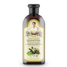 Receptury Babuszki Agafii szampon tonizujący do włosów przetłuszczających się 350 ml