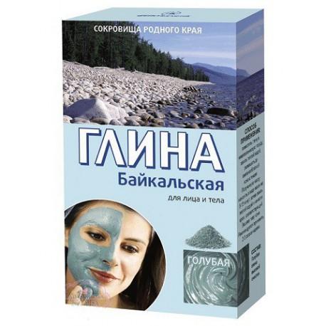 Fitokosmetik błękitna glinka Bajkalska odmładzająca 100 g