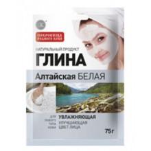 Fitokosmetik-biała-glinka-Ałtajska-nawilżająca-75-g