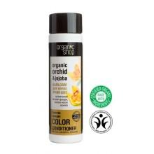 Organic-Shop-Eco-balsam-do-włosów-Złota-Orchidea-ożywienie-koloru-280-ml