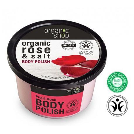 Organic-Shop-Body-Polish-peeling-do-ciała-Perłowa-Róża-250-ml-drogeria-internetowa