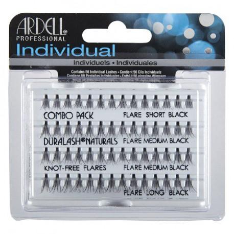 Ardell-Combo-Pack-zestaw-kępek-sztucznych-rzęs-Short-Medium-Long-Black-bez-węzełków-drogeria-internetowa