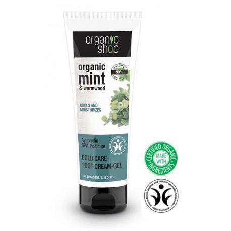 Organic-Shop-Eko-krem-żel-chłodzący-do-stóp-Ajurwedyjskie-SPA-Pedicure-75-ml