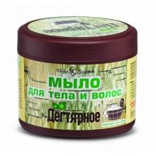 Nevskaya-Kosmetika-dziegciowe-mydło-do-włosów-i-ciała-300-ml-drogeria-internetowa
