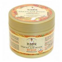 Receptury-Babuszki-Agafii-Jajeczna-maska-do-włosów-intensywne-odżywienie-300-ml