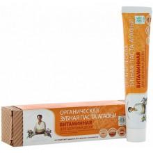 Receptury Babuszki Agafii Naturalna Witaminowa pasta do zębów - wzmocnienie dziąseł 75 ml