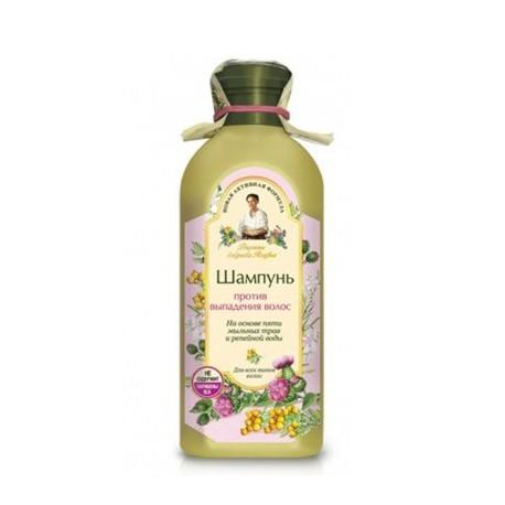 Receptury-Babuszki-Agafii-szampon-przeciw-wypadaniu-włosów-na-zmrożonej-wodzie-350-ml