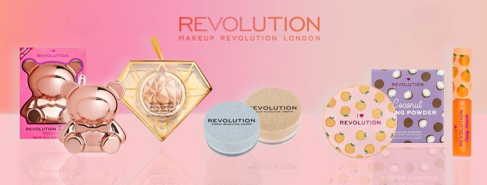 Makeup Revolution - drogeria internetowa - Puderek.com.pl