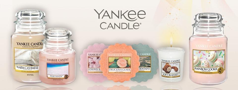 Yankee Candle - drogeria internetowa - Puderek.com.pl
