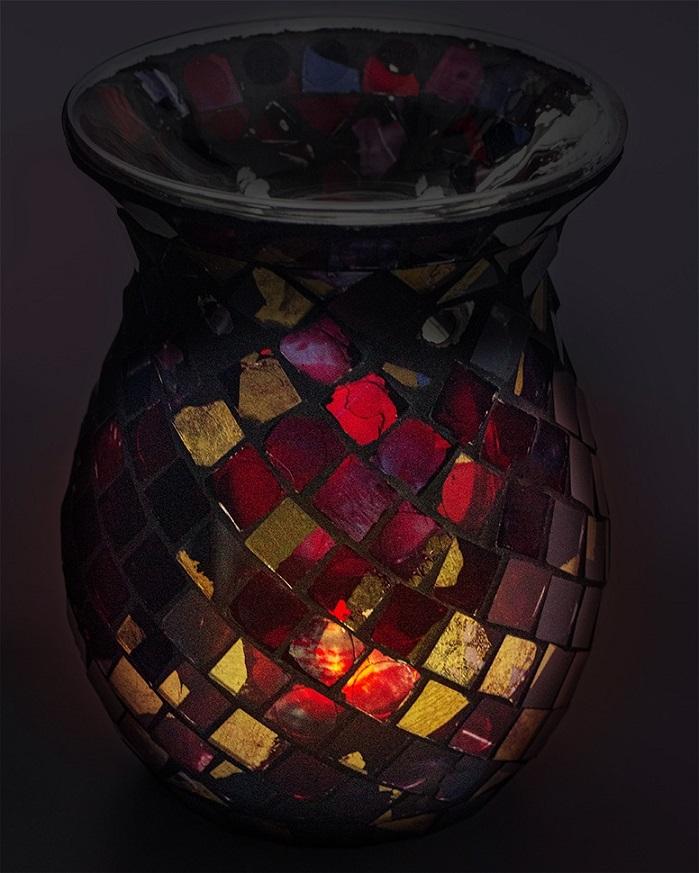 kominek do wosków