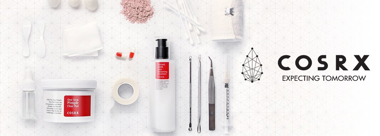 Poznaj świat kosmetyków COSRX