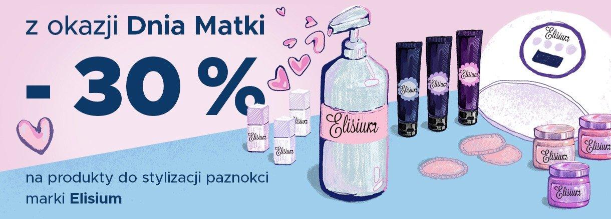 Elisium Promocja -30% - Drogeria internetowa Puderek.com.pl